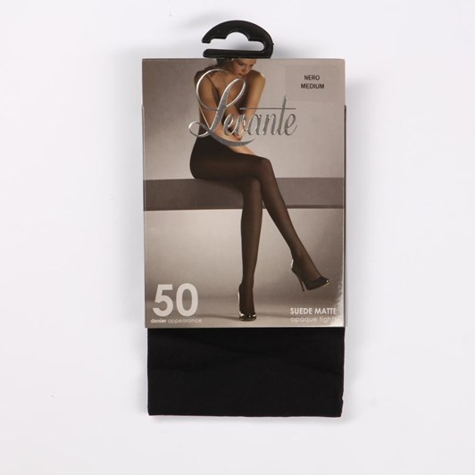 Levante Suede Matt 50 Denier Tights