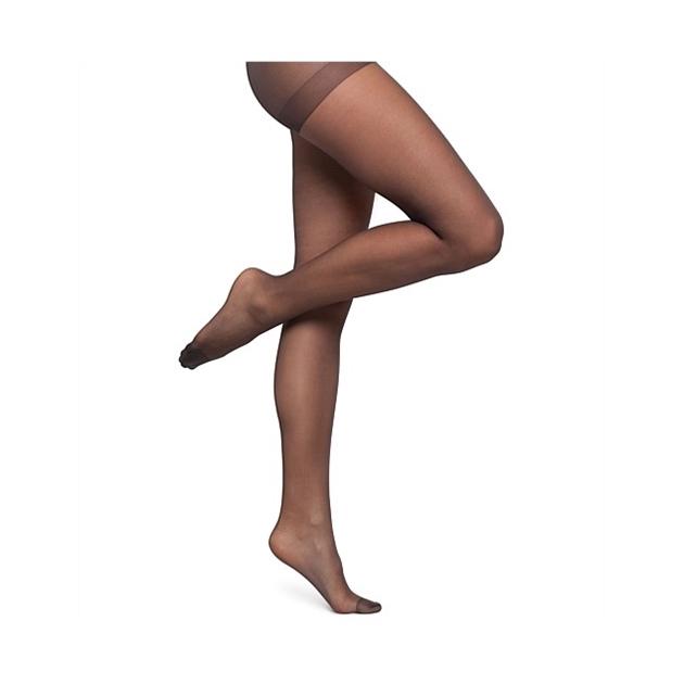 Kayser Silks Control Pantihose - nbk nearly black