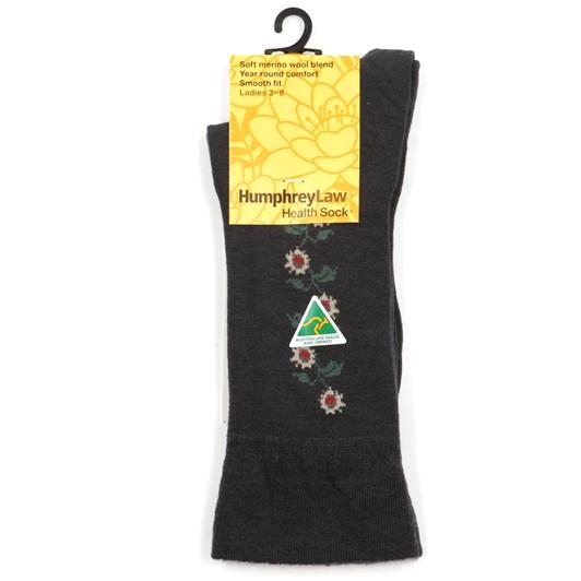 Wool Blend Sunflower Health Socks