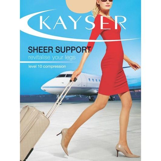 Kayser Platinum Revitalise Sheer Support Pantyhose