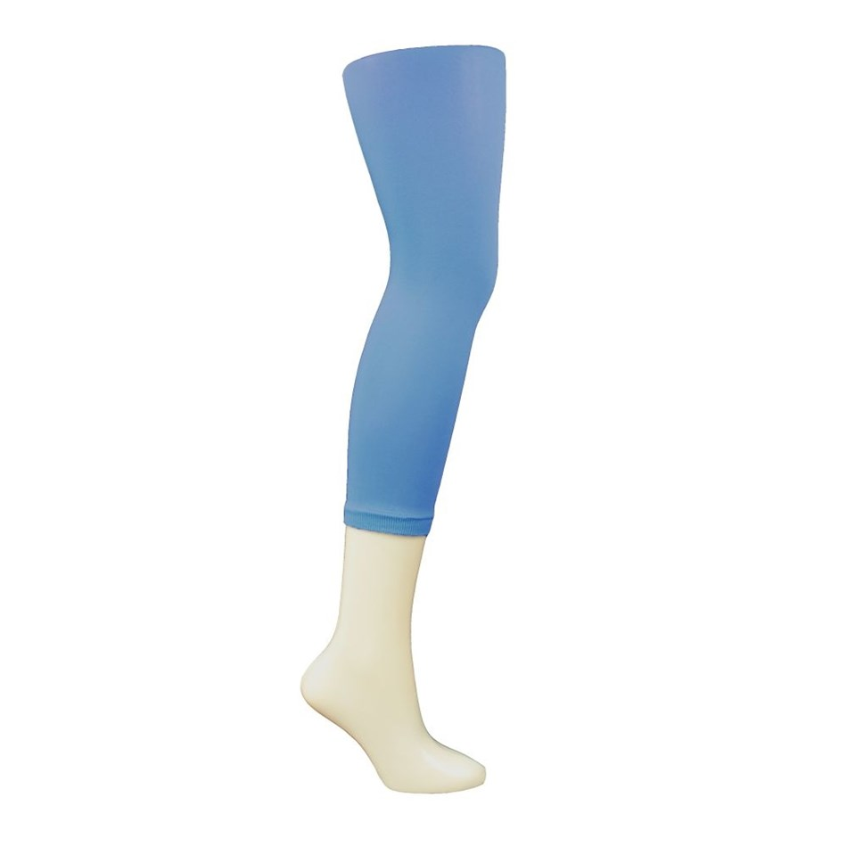 Columbine Capri Tights - jnr navy