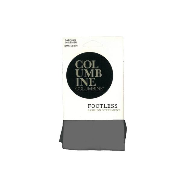 Columbine Capri Tights - mid grey