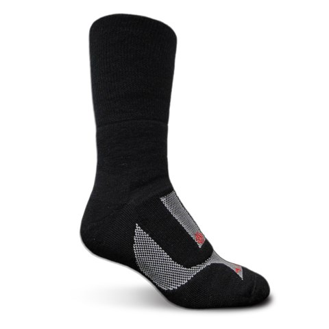 Lifesocks Lifestyle Plus Socks - black