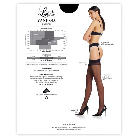 Levante Vanessa Stockings