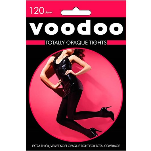 Voodoo Totally Opaque Tights