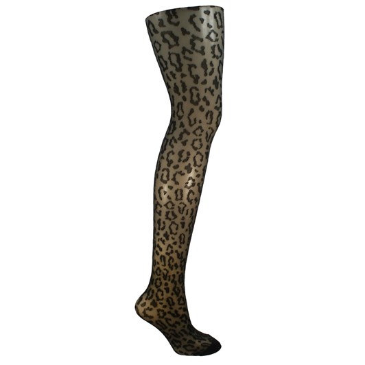 Columbine Sheer Animal Pantihose