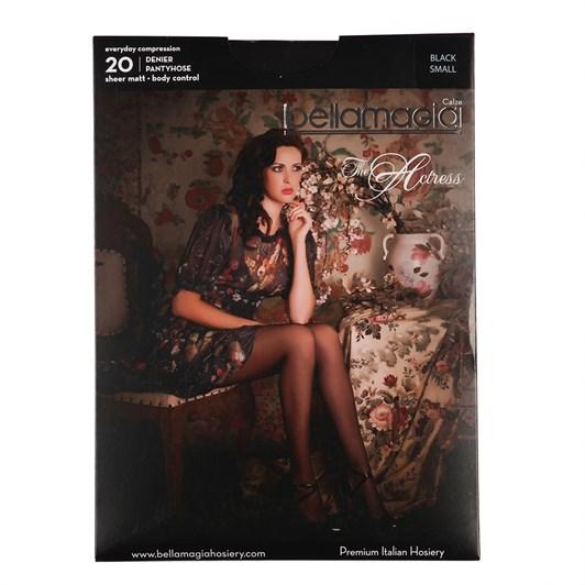 Bellamagia The Actress 20 Denier Compression Pantihose