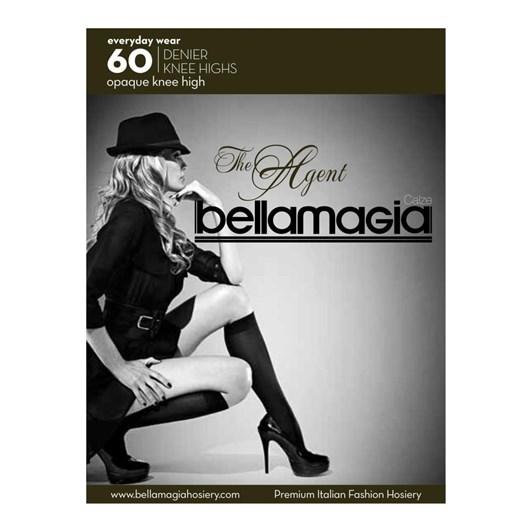 Bellamagia The Agent Knee Highs