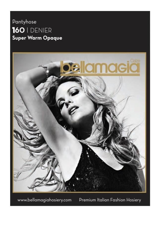 Bellamagia Luxury Opaque 160 Denier -