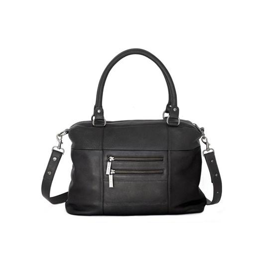 Status Anxiety Wanderer Black Bag
