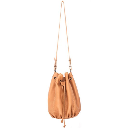 Status Anxiety Distant Lover Tan Bag