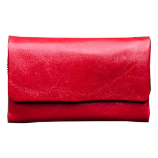 Status Anxiety Audrey Red Wallet