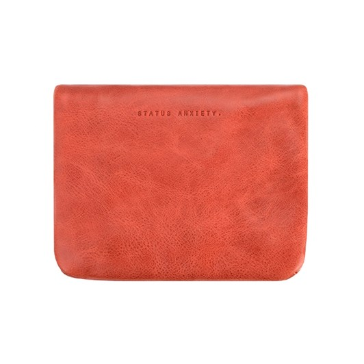 Status Anxiety Norma Red Wallet