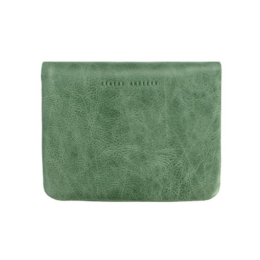 Status Anxiety Norma Green Wallet