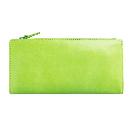 Status Anxiety Dakota Green Wallet