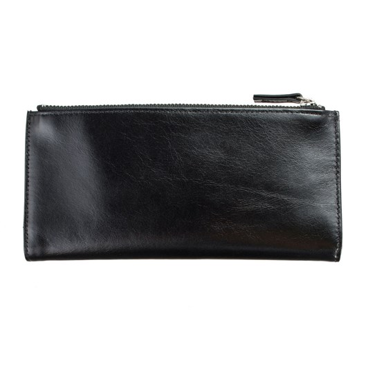 Status Anxiety Dakota Black Wallet