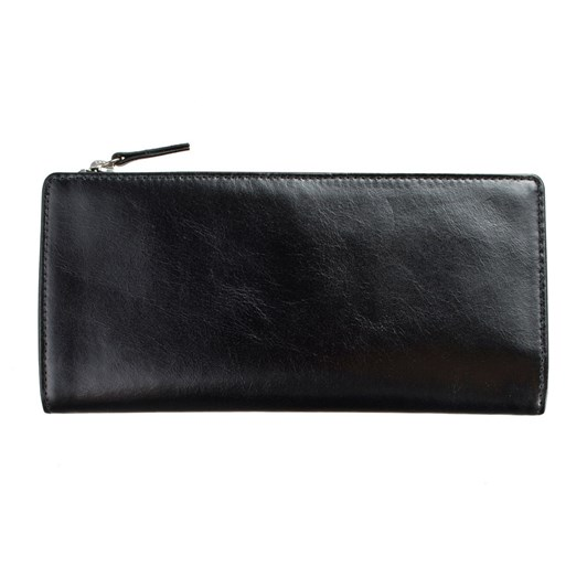 Status Anxiety Dakota Black Wallet