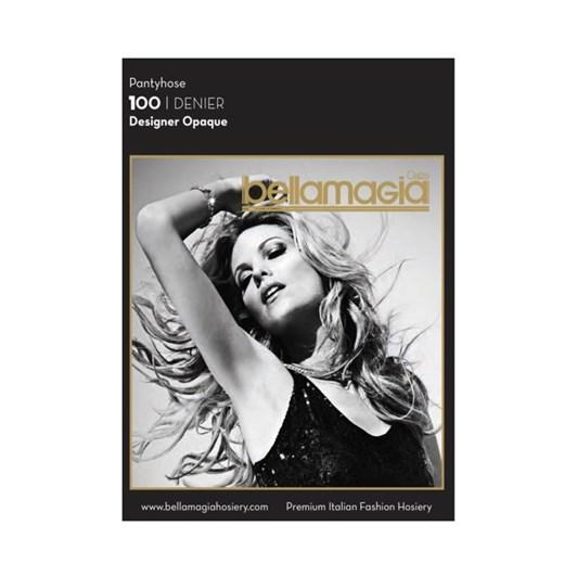 Bellamagia The Designer 100 Denier Opaque Tight
