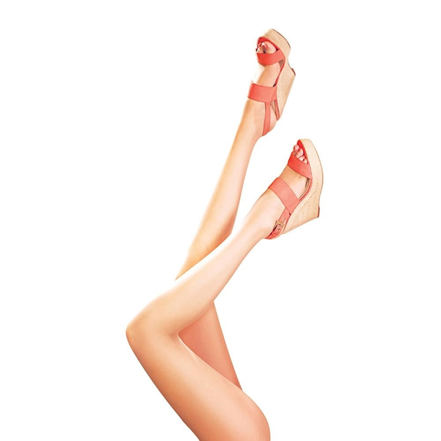 Pretty Polly Open Toe - barely there