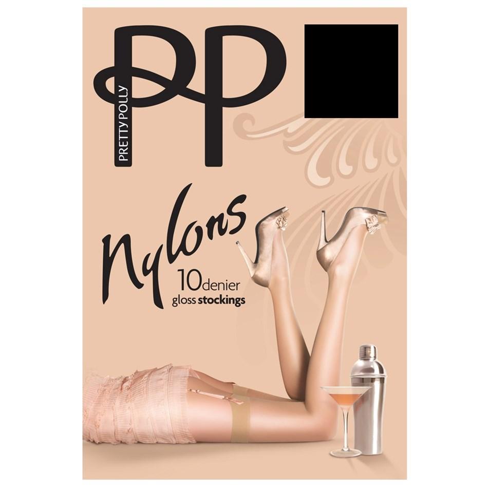Pretty Polly Gloss Stockings -