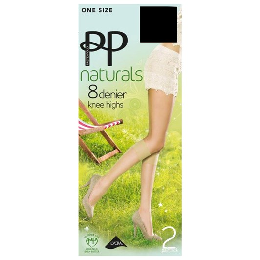Pretty Polly Knee High 2Pairs