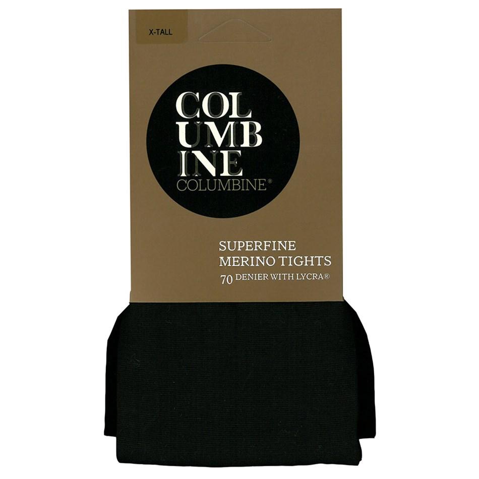 Columbine Plain - Superfine Wool - black