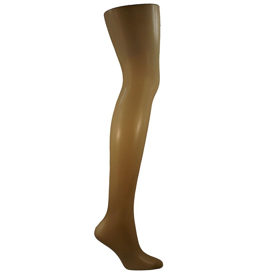 Columbine 10D Sheer To Waist - Shimmer Leg -