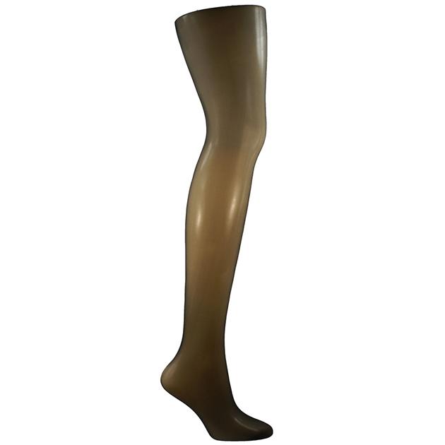 Columbine 10D Sheer To Waist - Shimmer Leg - midnight