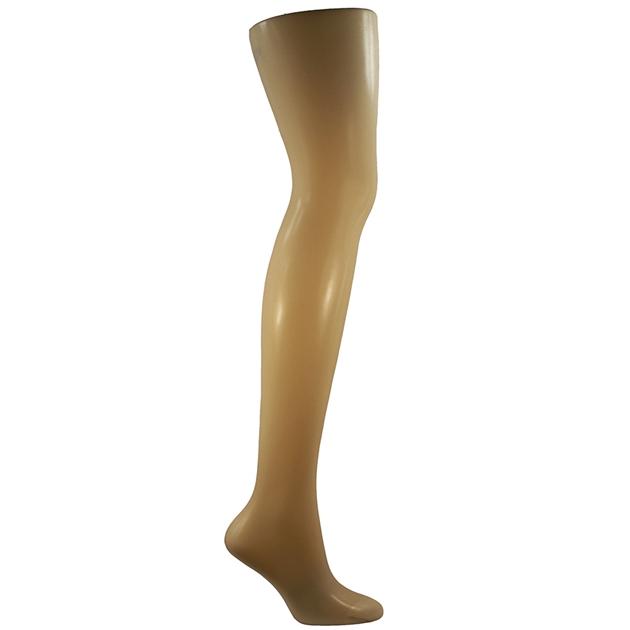 Columbine 10D Sheer Waist - Matte Leg - honey
