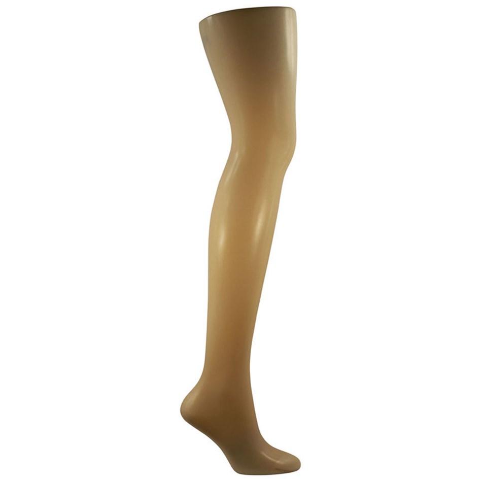 Columbine 12D Sheer Comfort - Matte Leg - honey