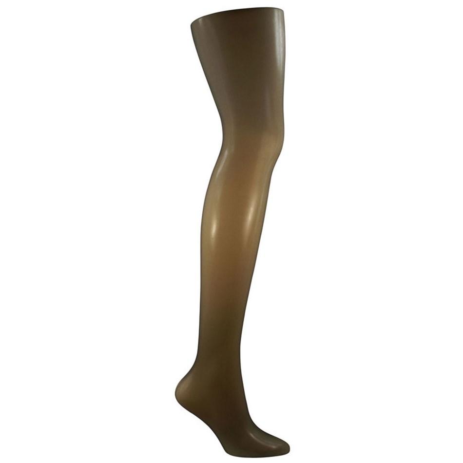 Columbine 12D Sheer Comfort - Matte Leg - midnight