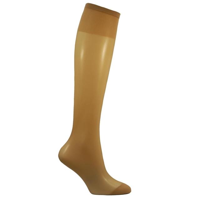 Columbine Sheer Kneehigh - Matte Leg -
