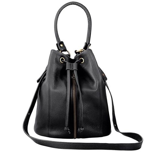 Status Anxiety Premonition Black Bag