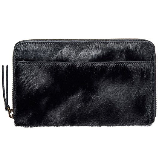 Status Anxiety Delilah Black Wallet