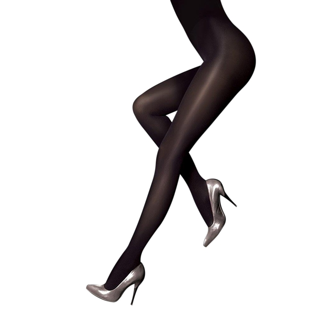 Pretty Polly Plush 60D Opaque - black