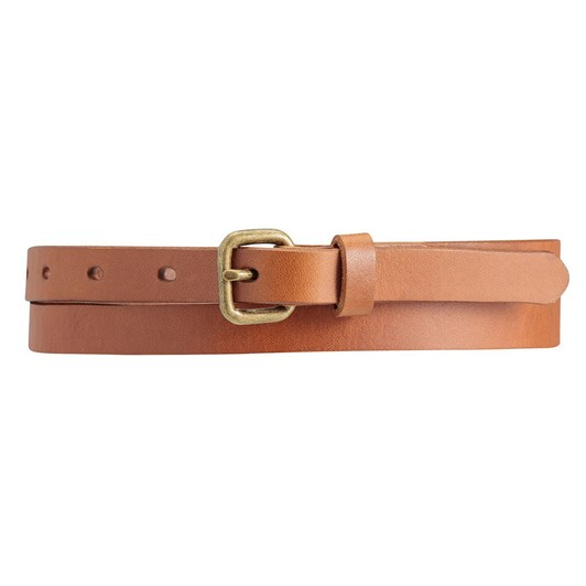 Status Anxiety Only Lovers Left Belt Tan - Sm