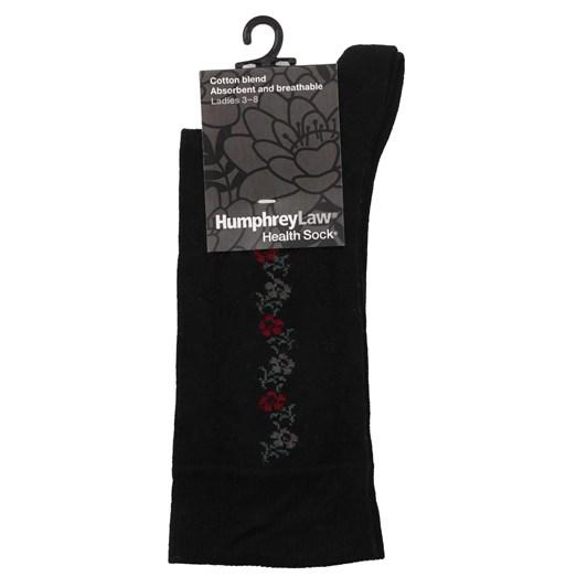 Humphrey Law Merc Cotton Pattern Ladies Sock