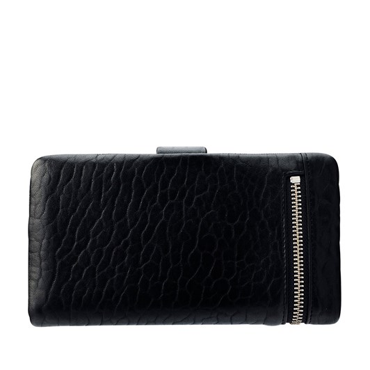 Status Anxiety Esther Black Bubble Wallet