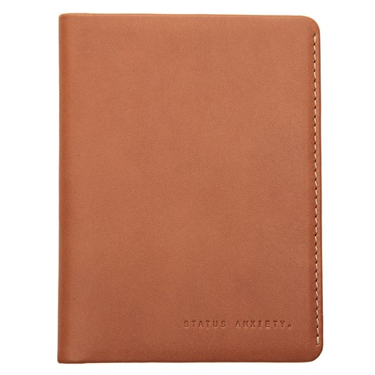Status Anxiety Conquest Camel Wallet