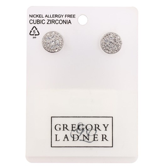Gregory Ladner P.E/R Cubic Zirconia