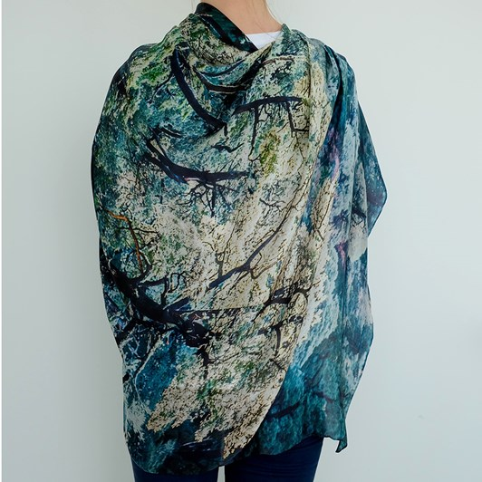 Pearson& Brown Beech Forest Scarf