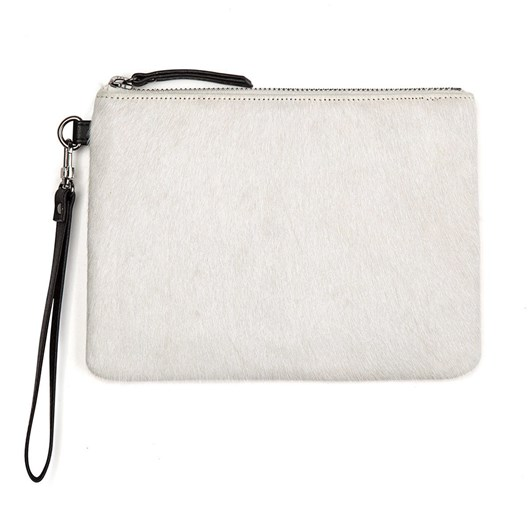 Status Anxiety Fixation Arctic Fur Wallet