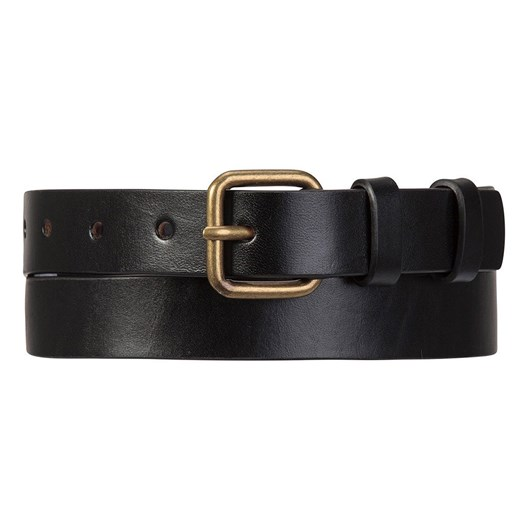 Status Anxiety Black Revelry Belt Small