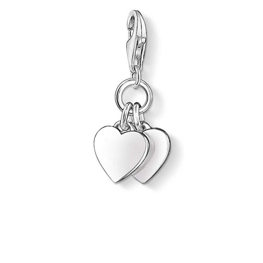 Thomas Sabo Charm Club Double Hearts