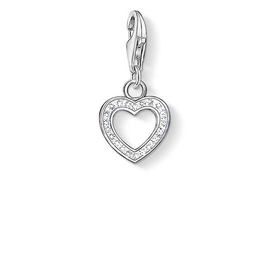 Thomas Sabo Charm Club Open Cz Heart
