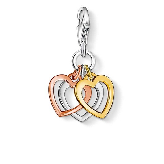 Thomas Sabo Charm Club Tri Hearts Gp
