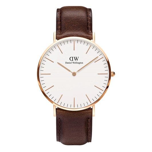 Daniel Wellington Classic Bristol Watch Rose Gold 40Mm