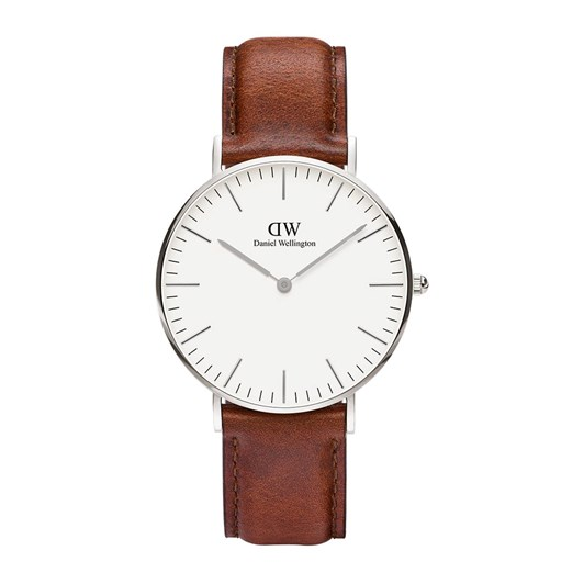 Daniel Wellington Classic St Mawes Watch Silver 36Mm