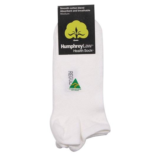 Humphrey Law Cotton Ankle Health Sock