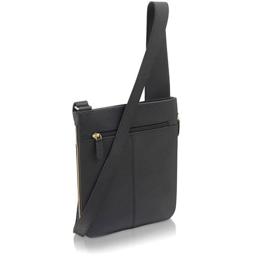 Radley Pockets Medium Ziptop Cross Body Handbag Black
